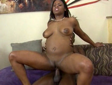 Brown Sugar Wants Every Last Stroke of Cock Inside Her