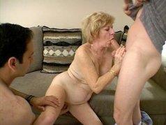 Hey My Grandma Is A Whore 7 - Scene 2