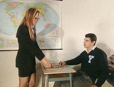 The Anatomy Teacher 1 - Scene 2