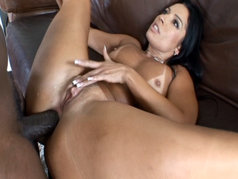 Latina Anal Fiend Monica Santiago Loving Lex's Big Dick