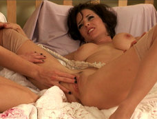 Kasey Chase and Veronica Avluv Let the Flood Gates Burst