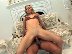 Trinity - Hot Blonde MILF Gets Fucked in Almost a Dozen Positions!