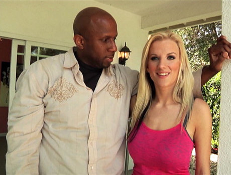Haley Cummings and Prince Yahshua Find Someplace Private