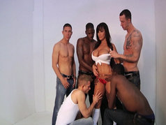 Lisa Ann - Candid Coolness Behind the Scenes