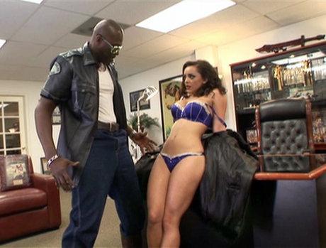 Liza Del Sierra Brings Anal to Lex's Office!