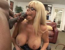 Samantha Silver Wants Lex's Big Dick