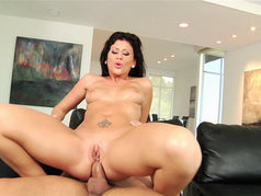 Brooklyn Lee - Sensual 69ing and Oily Anal