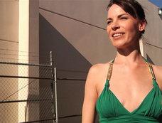 Dana Dearmond - More Candid Moments Around the Set