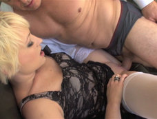 Nora Skyy - Sexy Blonde Boned by a Big Dick