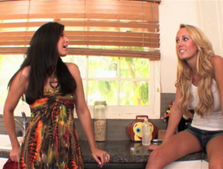 India Summer and Brett Rossi