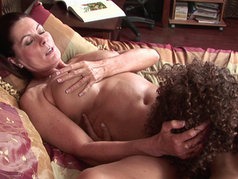 Magdalene St. Michaels Eating Misty Stone's Pussy