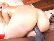 Briella Bounce Has the Padding for Lots of Interracial Anal