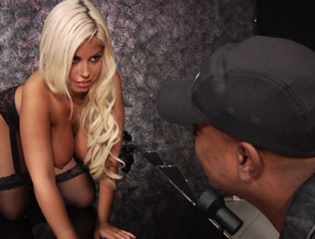 Bridgette B Gets Anal After the Shoot