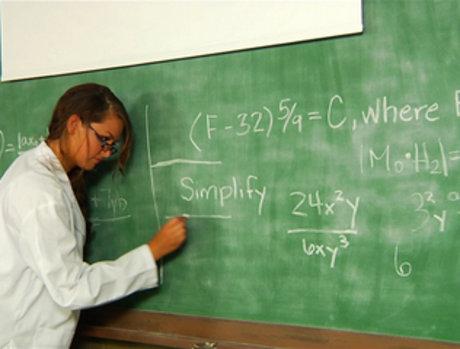 Allie Haze Is the Teacher's Pet