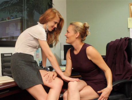 Daisy Lane and Pepper Kester - Office Fires