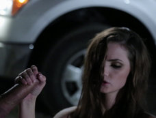 Lily Carter and Lily Labeau Prowl the Wasteland