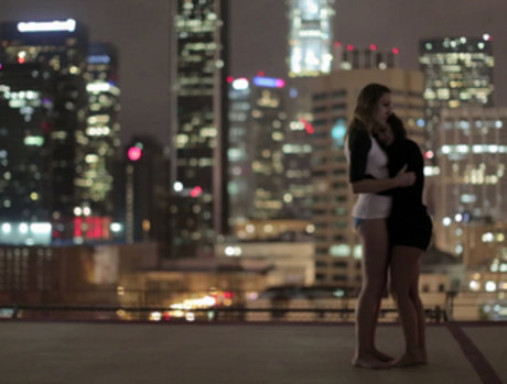 Lily Carter and Lily Labeau - One Night in the Wasteland