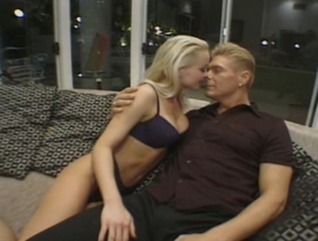 Silvia Saint Takes Her Man to Bed