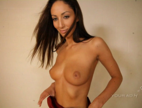 Angelica Sage Gets an Interracial Treat
