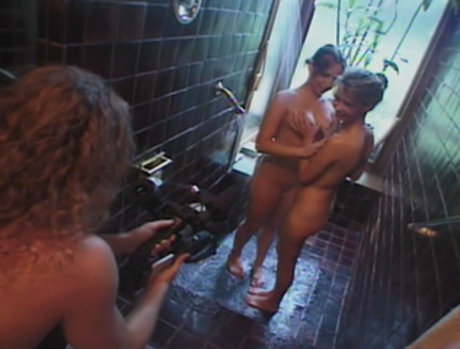 Blair Segal and Elly Mae - Getting Dirty in the Shower