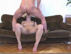 Connie Riding Pornstar Cock