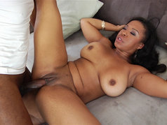 Aryana Adin Warms Him Up for Anal
