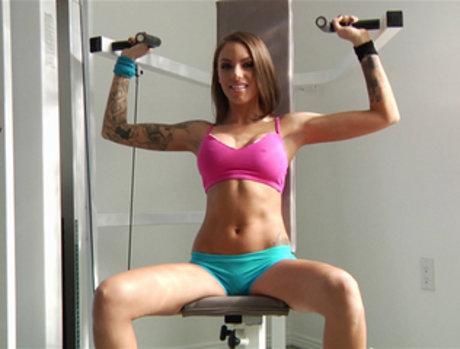 Juelz Ventura Needs Her Anal Workout Buddy
