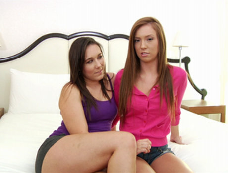Maddy Oreilly, Sinn Sage, and one Breath-Steamed Bedroom