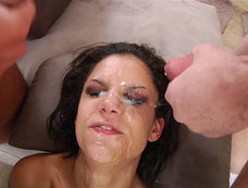 Bonnie Rotten's Bukkake Blowout