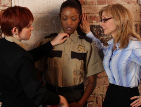 Lotus Lain, Meet Bosses Lily Cade and Nina Hartley