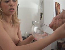 Pretty Blonde Fucks for an Hour