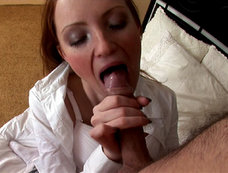 Kate - Anal Sex for the Redhead