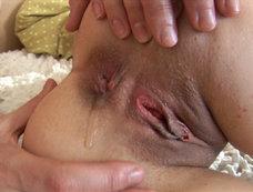 Bossy Brunette Wants it in Both Holes