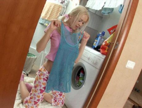 Dirty Laundry Girl