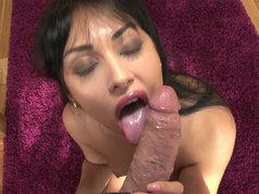 Rozalina Love's Mouth Has Skills