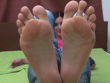 Sweet Feet: Abbie Cat, Bibi Noel, and More - Tits and Tootsies