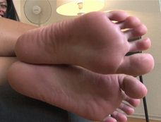 Sweet Feet: Women with Tricks Up Their Feet