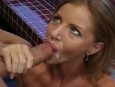 Amber Michaels and Her Peeping Tom