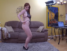 Dancing with the Pornstars: Penny Pax