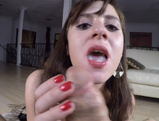 Audrey Holiday - On Her Knees and Ready to Please