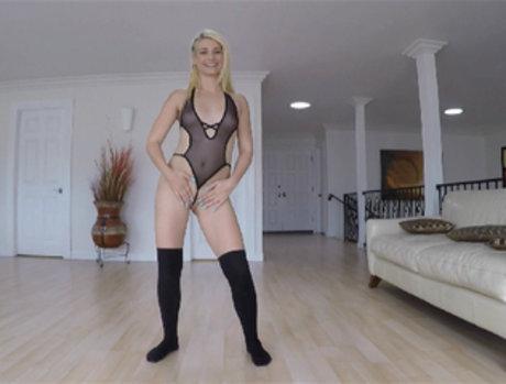 Dancing with the Pornstars: Aubrey Gold