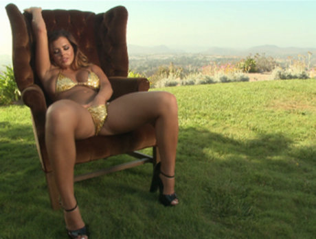 Keisha Grey - Queen of the Hill Rides Twice as Hard