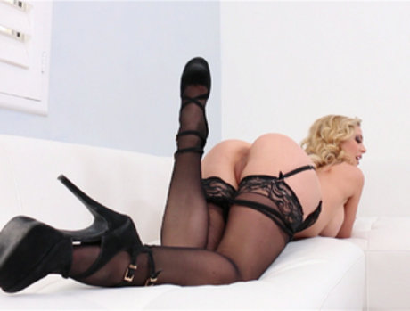 Cherie DeVille is Ready for Anal