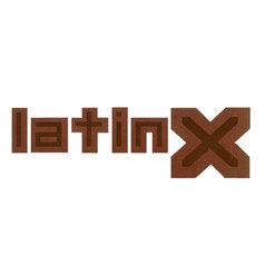 Latin X