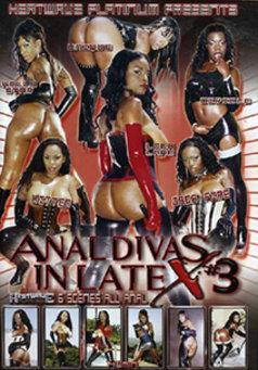 Anal Divas in Latex #3