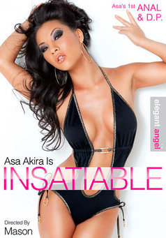 Asa Akira is Insatiable #1
