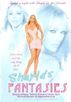 Shayla's Fantasies #1