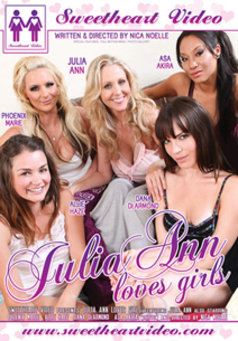 Julia Ann Loves Girls #1