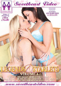Legends And Starlets #4