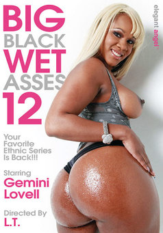 Big Black Wet Asses #12